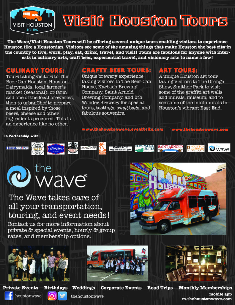 Flyer Side 2-The Wave-Visit Houston-No Crops